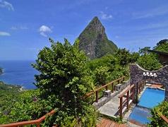 Saint Lucia - Ladera Resort