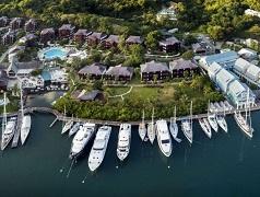 Saint Lucia - Capella Marigot Bay