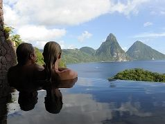 St. Lucia - Jade Mountain Resort