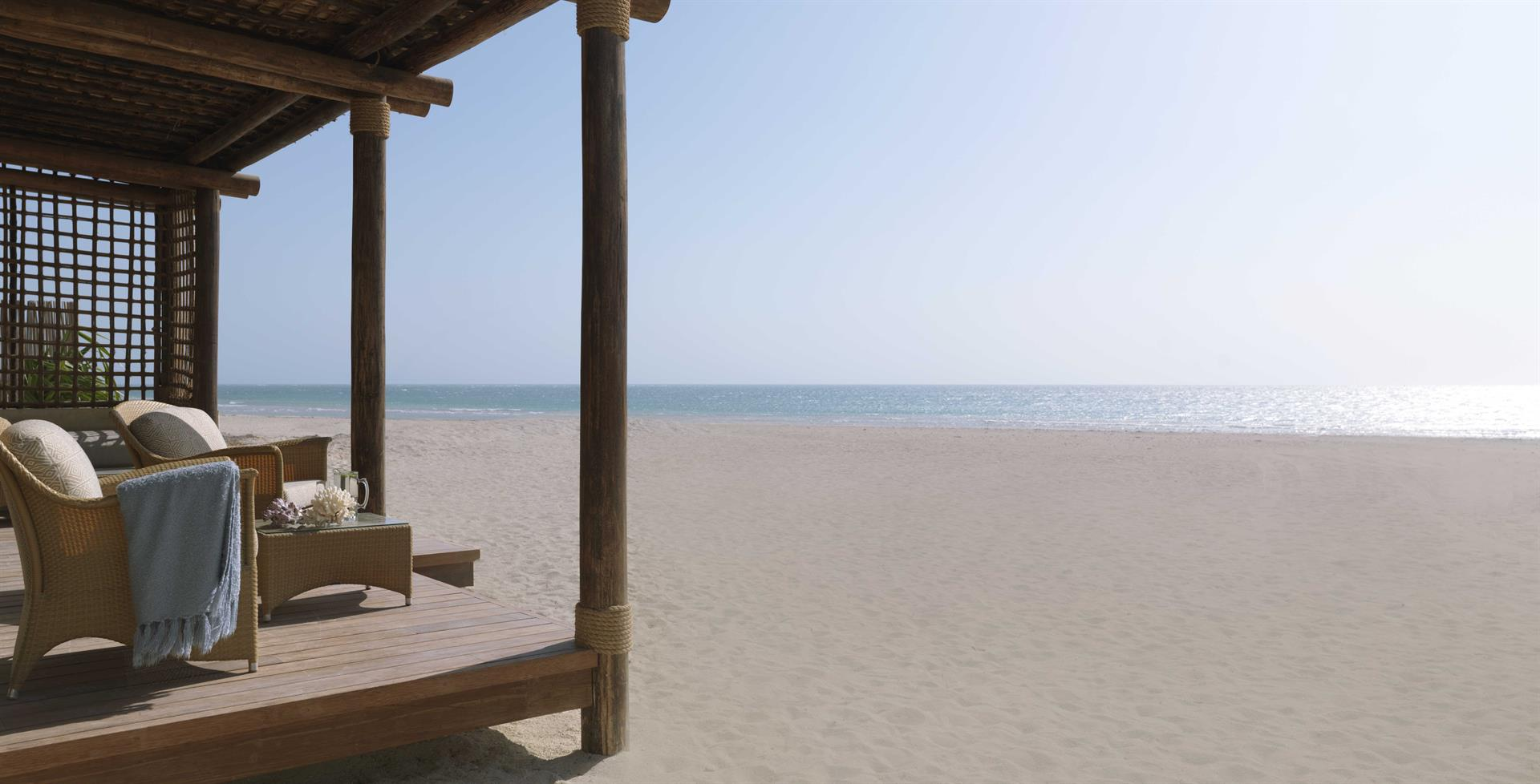Speciale early booking all'Anantara Eastern Mangroves agli Anantara Sir Bani Yas Island da prendere al volo!